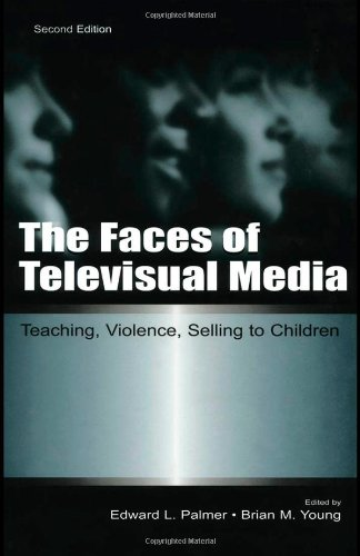 The Faces Of Televisual Media: Teaching, Violence, Selling To Children (Routledge Communication Series) front-709052