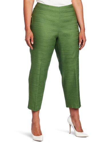 Jones New York Women's Side Zip Capri With Back Slits