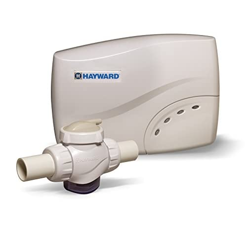 Hayward SAS Salt and Swim 3C DIY Salt Chlorination System for In-Ground Pools up to 30,000 Gallons