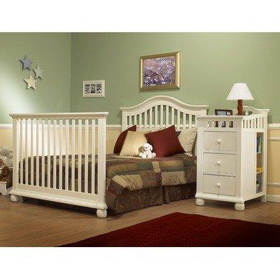 Cheap Price Sorelle Cape Cod Crib Adult Full Size Bed Conversion