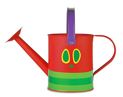 World of Eric Carle, The Very Hungry Caterpillar Tin Watering Can by Kids Preferred