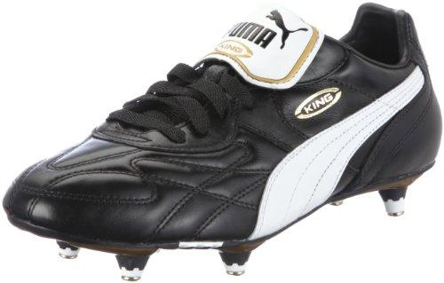 Puma - Scarpe sportive - Calcio King Pro SG, Uomo, Nero, 46,5