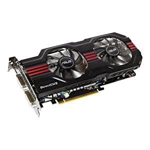 Asus Carte Graphique Nvidia ENGTX560 Ti DCII TOP/2DI/1GD5 PCI-Express