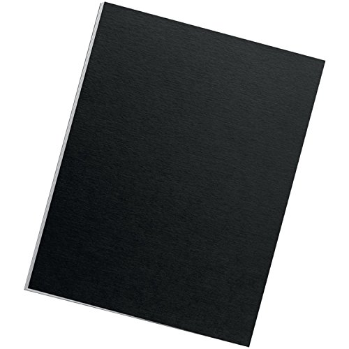 Fellowes Binding Presentation Covers, Letter, Black, 25 Pack (5224901) (Binder Cover compare prices)
