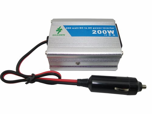 200W DC 24V to AC 220V Modified Sine Wave Power Inverter With USB Port