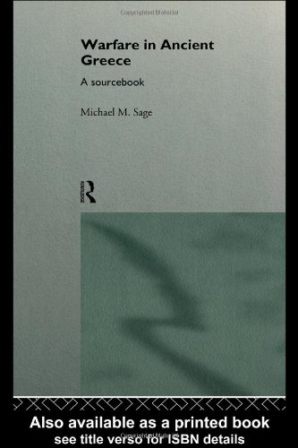 Warfare in Ancient Greece: A Sourcebook (Routledge...