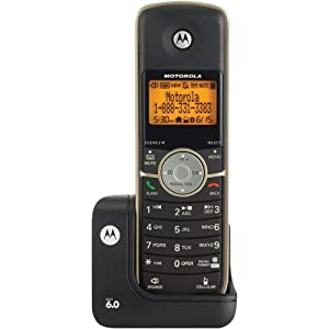 Motorola L5 Additional DECT 6.0 Handset for the L500 Series Phone Systems