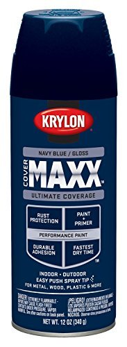 krylon-k09130000-covermaxx-spray-paint-gloss-navy-blue-by-krylon