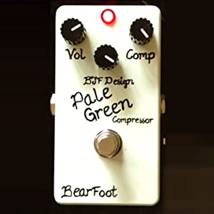 BearFoot Pale Green Compressor