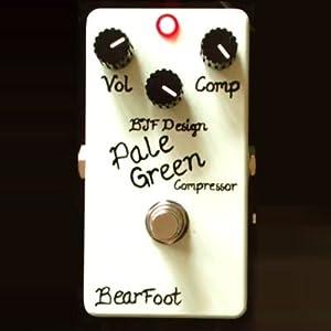 BearFoot Pale Green Compressor