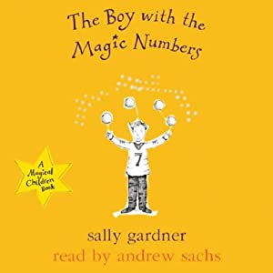 The Boy with the Magic Numbers Audiobook