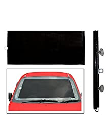 Front Roller Sunshade Black For Hyundai Santro Old