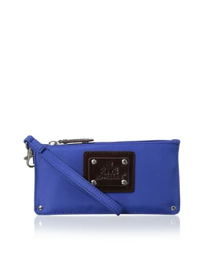 Rowallan of Scotland Women's Ella Clutch/Wallet, Mariner Blue
