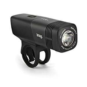 Knog Blinder Arc 5.5 USB Rechargeable Front Light, Black