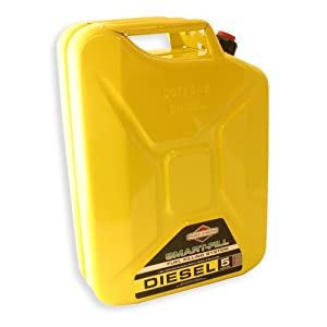 Briggs & Stratton 85740 5-Gallon Metal Diesel Can by Oregon