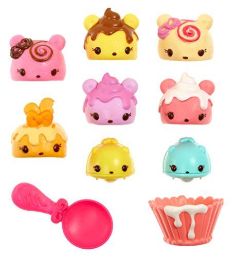 Num Noms ~ Series 1 ~ Cupcake Party Pack Playset, Ages 3+