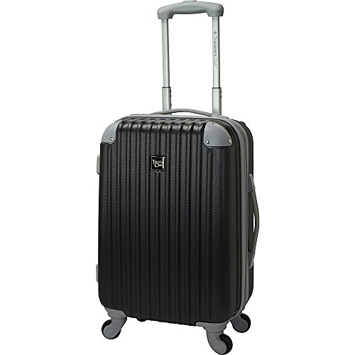travelers-club-luggage-modern-20-hardside-expandable-hardside-luggage-new