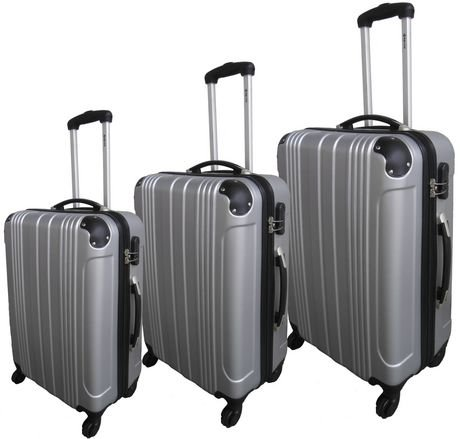 mcbrine-a716-3-sr-3-piece-polycarbonate-luggage-set-on-swivel-wheels-silver
