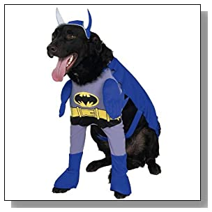 Rubies Costume Batman The Brave and the Bold Deluxe Pet Costume, Extra Large