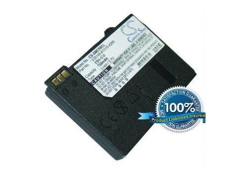 Battery2Go - 1 Year Warranty - 3.7V Battery For Siemens Gigaset Sl370, Gigaset Sl565, Gigaset Sl150, Optipoint Wl2