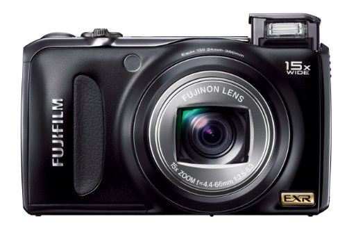 Fujifilm FinePix F300EXR is the Best Point and Shoot Digital Camera Overall Under $450 with at least 15x Optical Zoom