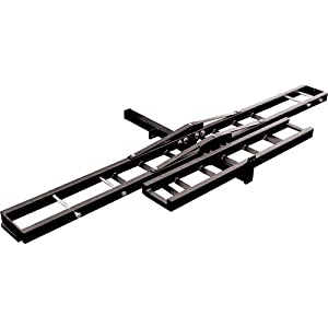 Masterbuilt HMXCR HITCH-HAUL Steel Motorcycle Carrier