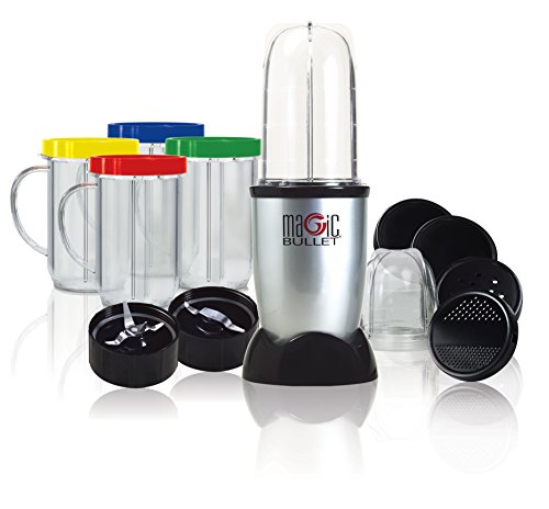 Magic-Bullet-MBR-1701-17-Piece-Express-Mixing-Set