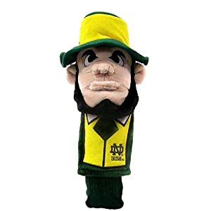 Notre Dame Fighting Irish NCAA Mascot Headcover by Team Golf