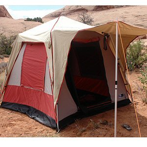 Black Pine Sports Pine Deluxe 4 Canvas 8u0027x8u0027 Turbo Tent & The Backside | Buy The Backside products online in Saudi Arabia ...