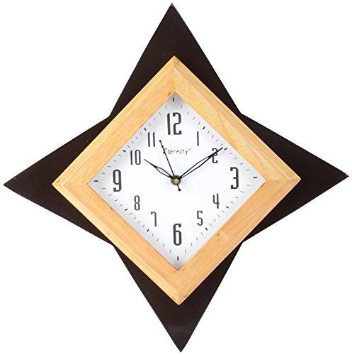 Calvin Klein ec939 Eternity Wooden Wall Clock (Brown)
