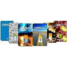 HOOKAH AL-MARRAKESH 6 DIFFERENT FLAVOUR(PACK OF SIX) 0018A
