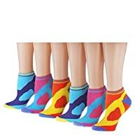 Tipi Toe Women's No Show Athletic Socks