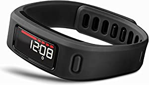 Garmin Vivofit Wireless Fitness Wrist Band and Activity Tracker - Black