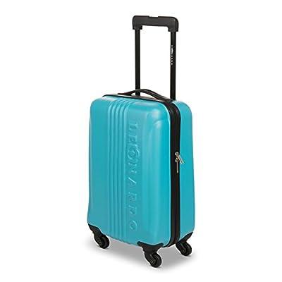 Valise LEONARDO de voyages trolley, valise cabine à 4 roulettes - différentes couleurs