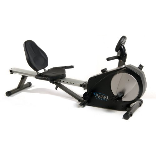 Stamina Avari Conversion II Rower/Recumbent Exercise Bike