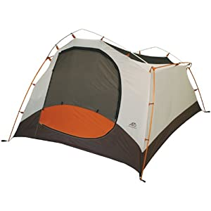 ALPS Mountaineering Aztec 4 Person Tent (Aluminum Poles and Full Coverage Fly, 7-Feet 10-Inch x 8-Feet 6-Inch)