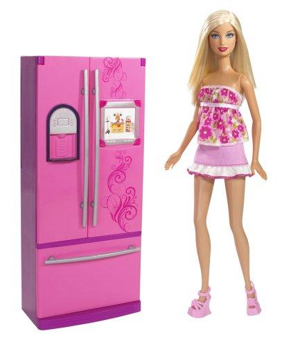 Как сделать холодильник для кукол барби