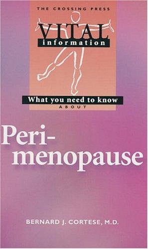 Perimenopause (Vital Information)