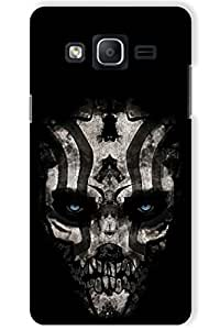IndiaRangDe Case For Samsung Galaxy On5 G550 (Printed Back Cover)