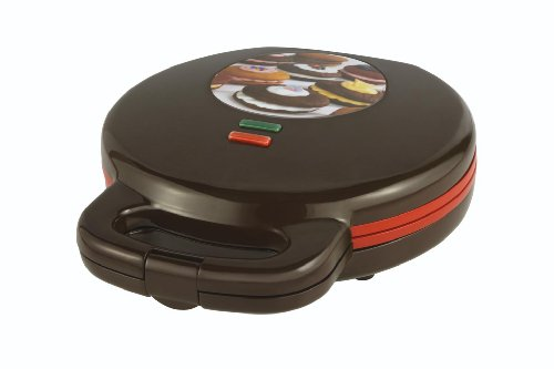 Sunbeam Fpsbtrwp01 Whoopie Pie Maker, Brown front-520627