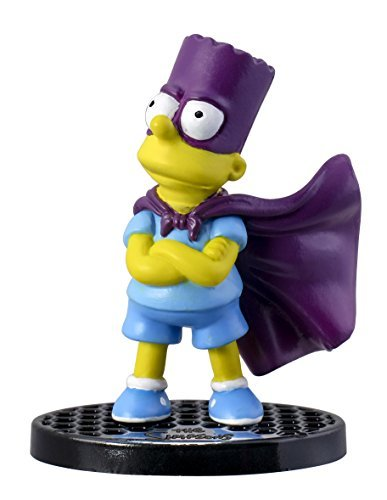 Action Figure - Simpsons - Bart In Costume 2.75 PVC Gifts Toys New 27722