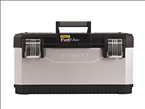 "Stanley Fatmax Werkzeugbox Metall-Kunststoff, 26"""