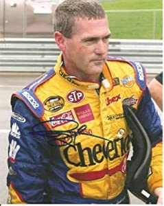 Bobby Labonte Signed Photo - 8x10 - Autographed NASCAR Photos by Sports Memorabilia