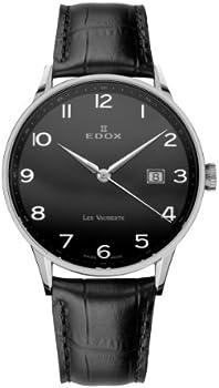 Edox Les Vauberts Men's Quartz Watch