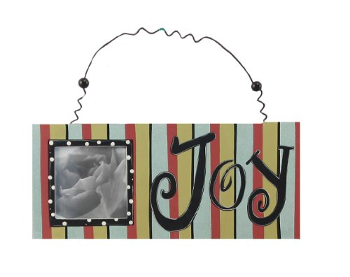 Young's 11551 Joy Photo Frame Hanging, 11.75-Inch - 1