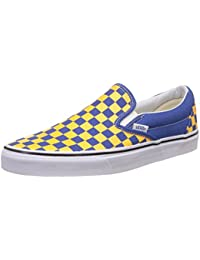 Vans Unisex Classic Slip-On Loafers And Mocassins