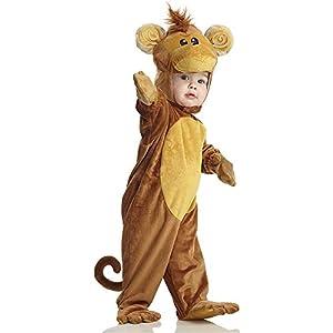 Monkey Toddler Costume - 2T-4T