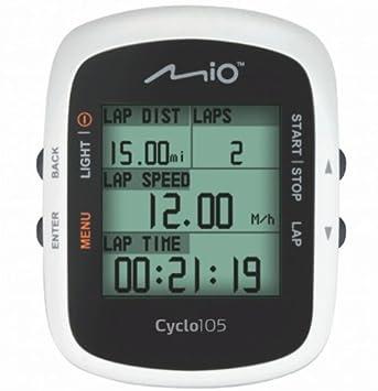 GPS pour vélo MIO Cyclo 105