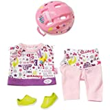 Zapf Creation Ag - 364040 - Baby Born Deluxe Safety Set M.Helm
