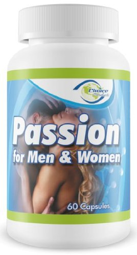 Worlds Choice Products Passion For Men & Woman 60 Capsules